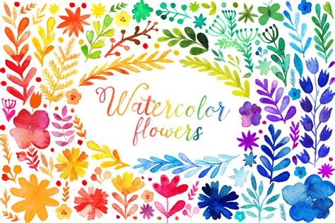 lush blooms floral watercolour collection books markovka