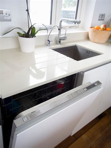 White Marble Countertops by White Granite Countertops Hgtv