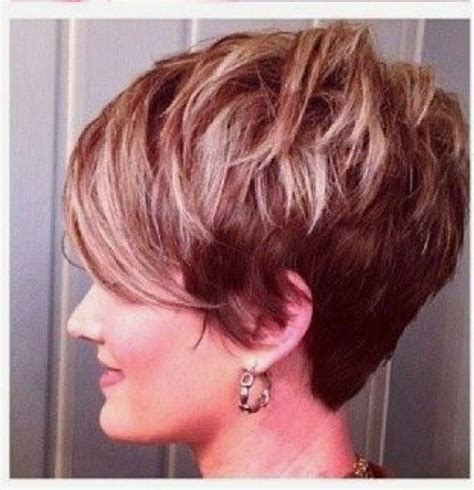 hairstyle wedge at back bangs at side 25 best ideas about pixie haircuts on pinterest pixie