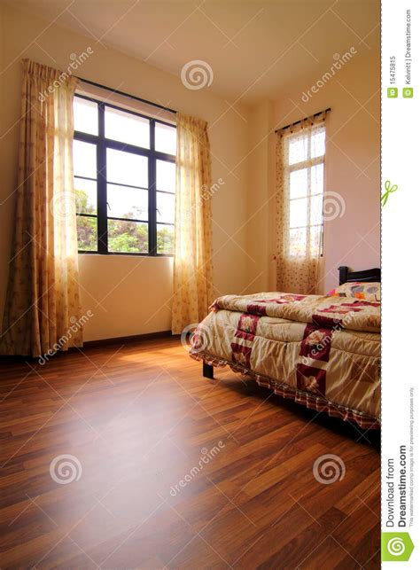 hardwood in bedroom bedroom with hardwood flooring stock image image of feng