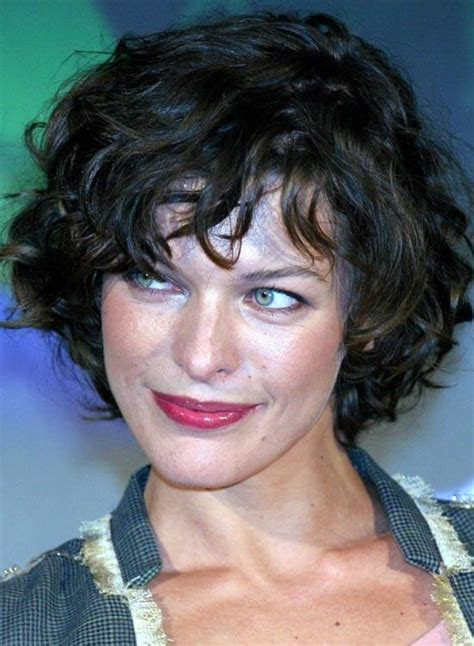 shag type hair does with hair tucked behind ears 50 messy short bob hairstyles