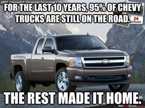 Chevrolet Memes - best 25 chevy memes ideas on pinterest chevy jokes