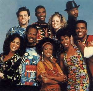 in living color show in living color tv