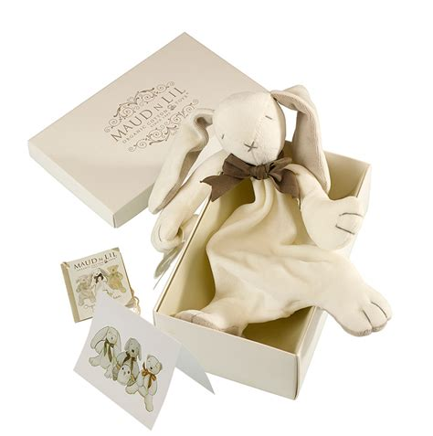a gift that is soft baby soft comforter dou dou organic ears the bunny maud n lil organic cotton