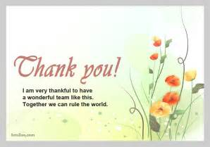 Sample Thank You Letter Team Members thanking letter to team members how to write a