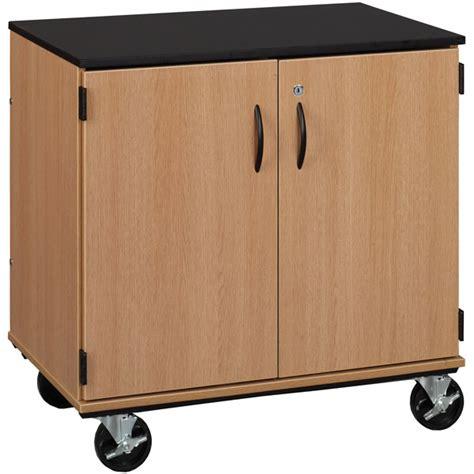Mobile Storage Cabinet by 84302 K36 Mobile Storage Cabinet Schoolsin
