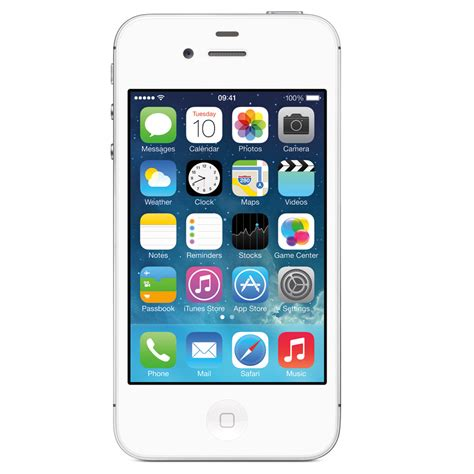Iphone 4s 32gb White apple iphone 4s 32gb white