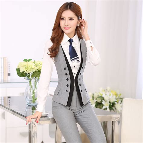 Set 3in1 Annica Flower Shirt Grey Vest With Black Skirt popular suits buy cheap suits lots from china suits suppliers