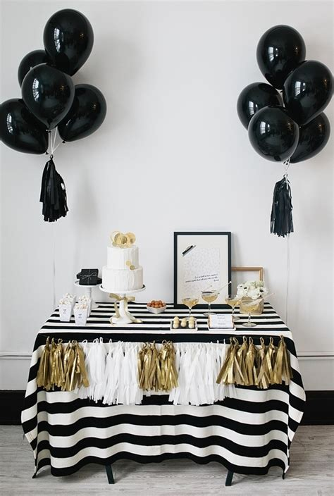 Black And White Decorations by Make It Happen Black And White Ideas The Alison Show