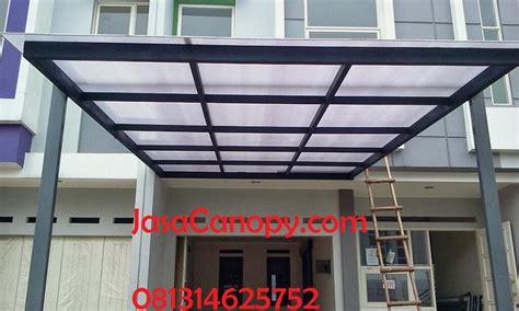 Jasa Pemasangan Canopy atap baja ringan & Alderon   Jasa