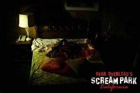 San Leandro Haunted House by Fear Scream Park Haunted House Bay Area Sf