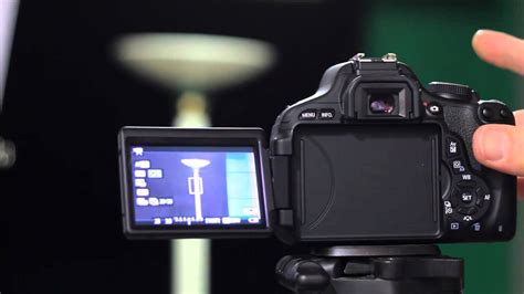 tutorial video canon eos 600d canon t3i 600d training tutorial 1 youtube