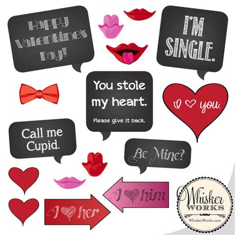 printable photo booth props valentines 8 best images of diy photo booth printables free
