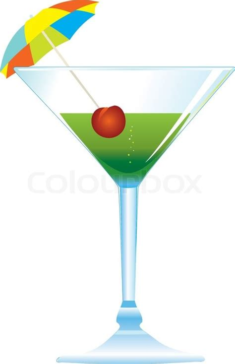 umbrella drink svg clipart drink drinks stock vector colourbox