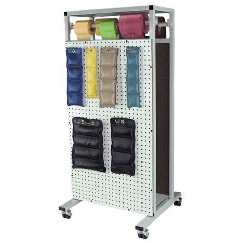 Resistance Band Rack by Sided Combo Weight Resistance Band Rack 289 00