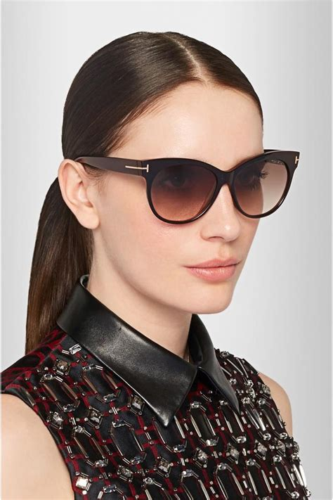 Tom Fordsquare Sunglasses saskia cat eye sunglasses endource