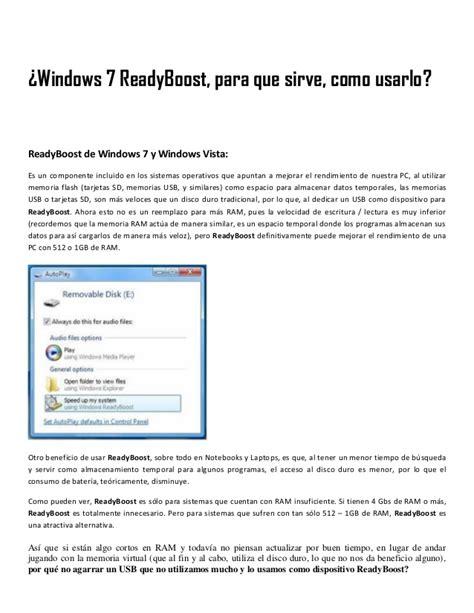 file format converter para que sirve readyboost para que sirve y como usarlo