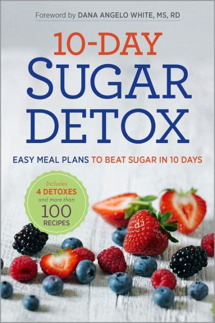 10 Day Vegan Detox Diet by 10 Day Sugar Detox Diet Plan Palnesslykens