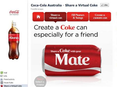 Share A Coke With Your Name On It Getting Personal With Vdp And Integrated Marketing A Coke Template