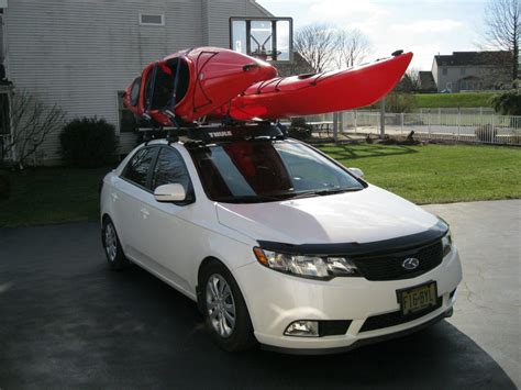 suggestions   roof rack    kia forte