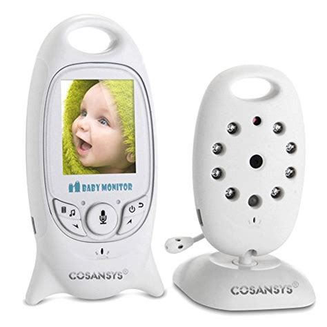 intercomunicadores bebe con camara cosansys tel 233 fono intercomunicador con c 225 mara digital