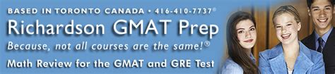 Pre Mba Math Course by Gmat Math Orientation Toronto Gmat Prep Courses Canada