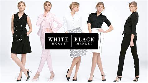 black house white market work mastered the new work collection from white house black market youtube