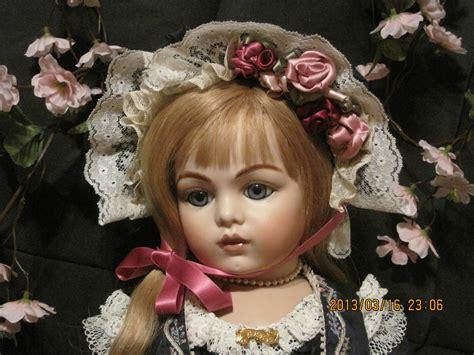 antique 3 faced porcelain doll reproduction bru jne dolls porcelain dolls and lace
