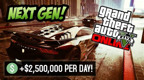 Fastest Way Make Money Gta 5 Online - newbies make money online