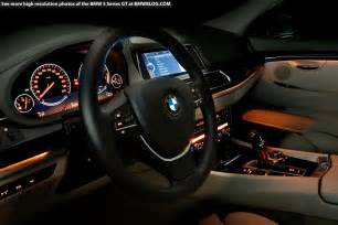 bmw 5 gt interior best we seen to date