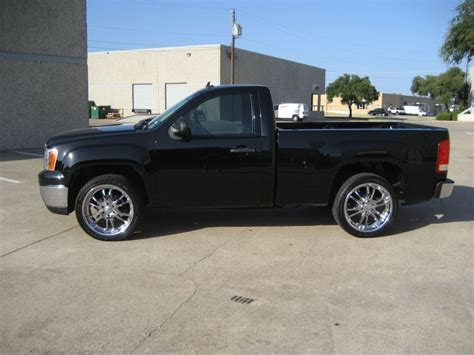 supercharged gmc supercharged 2007 gmc truck chevy 1500 5 3l black
