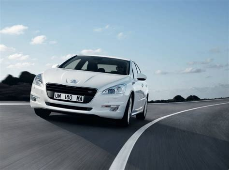 peugeot luxury peugeot 508 gt luxury hdi 59 590 data details