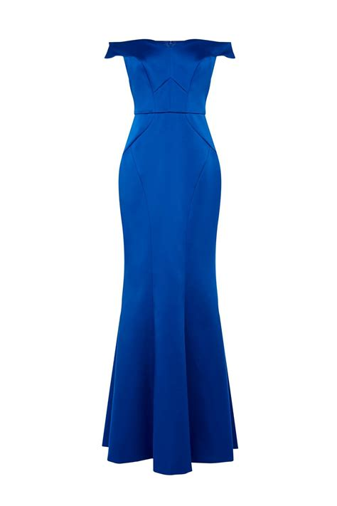 Saphire Maxy by Coast Sapphire Maxi Dress In Blue Lyst