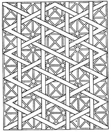 infinite designs coloring pages free printable coloring pages for adults geometric