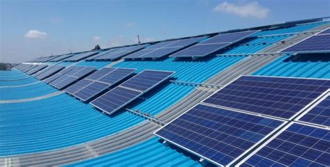 rooftop solar system design rooftop solar mounting structures system