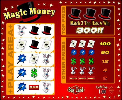 Play Scratchers Online And Win Money - great scratch games at new spice bingo site
