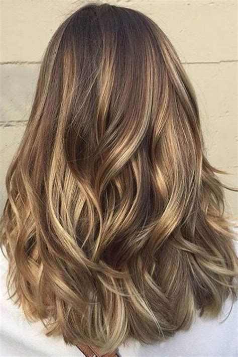 chestnut crush warm brunette base honey caramel highlights 29 brown hair with blonde highlights looks and ideas