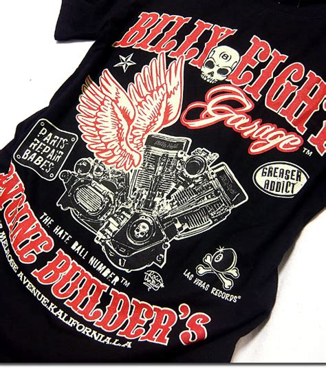 Tshirt Japanese Engine Import Bdc eversoul plus rakuten global market t shirt mens by kerr rock and billy eight motorcycle by