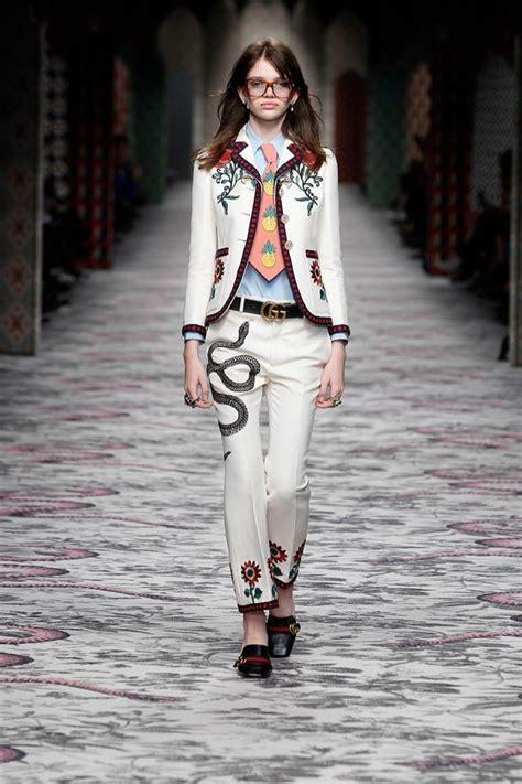 gucci 2015 springsummer fashion gone rogue texgirl nagi sakai captures western style for marie