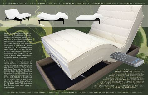 adjustable bed mattress compare to compare foam to tempurpedic beds