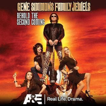 and jewels tv series 1600 gene simmons family jewels series tv tropes