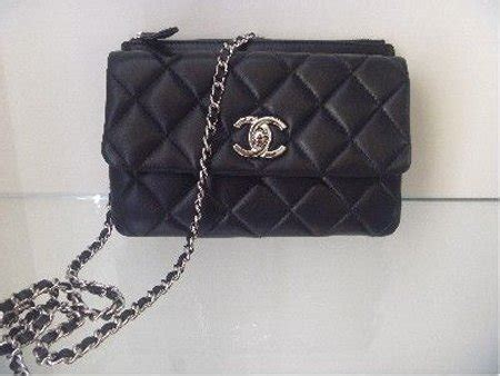 chanel daily zippy cross body flap | bragmybag