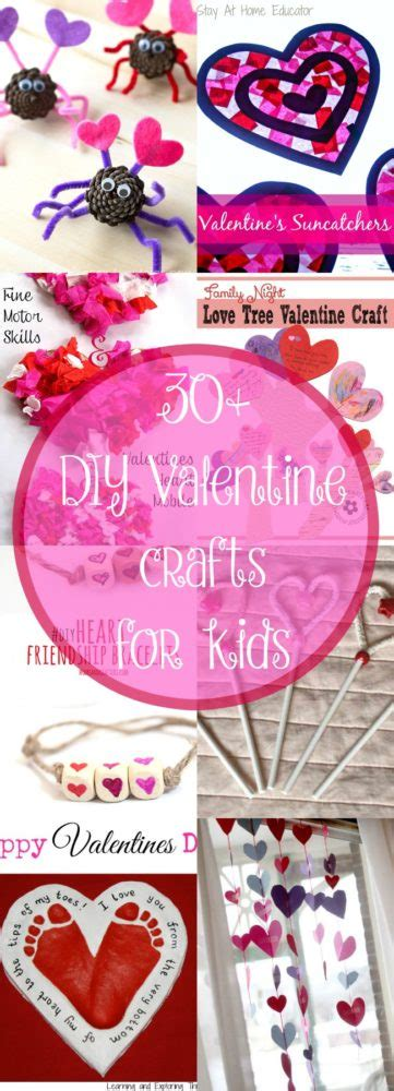 diy valentines crafts for 30 diy s day ideas for
