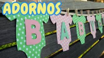 40 ideas adornos para decorar un baby shower ni 241 o hd