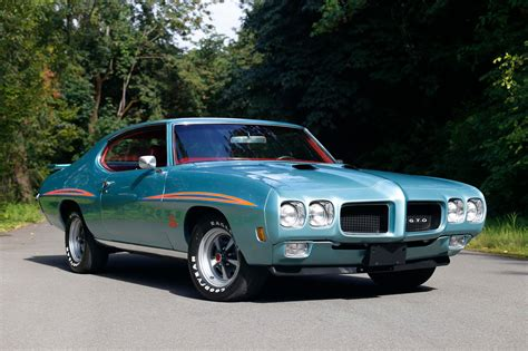 pontiac a color combo on psychedelic 1970 pontiac gto judge never