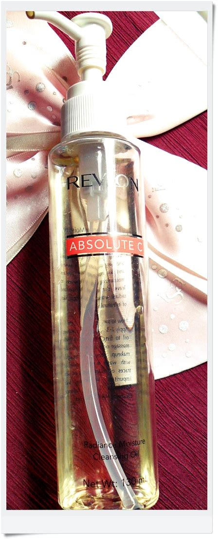 Revlon Absolute C journey on review revlon absolute c radiance