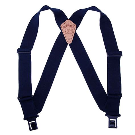 comfortable suspenders perry outback comfort hook on suspender all colors