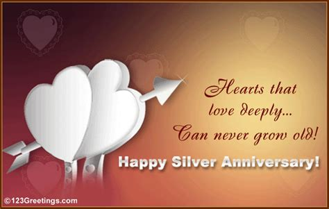 25th Anniversary Wishes Wishes Greetings by 25th Anniversary Wishes Wishes Greetings Pictures