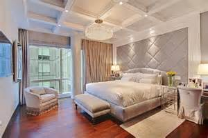 Masculine Bedroom Ideas 10 beautiful bedrooms with crystal chandeliers housely