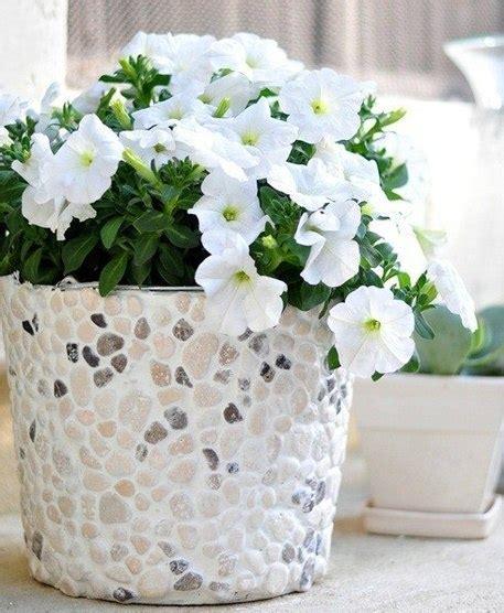 homemade flower pots homemade garden decor images kids art decorating ideas